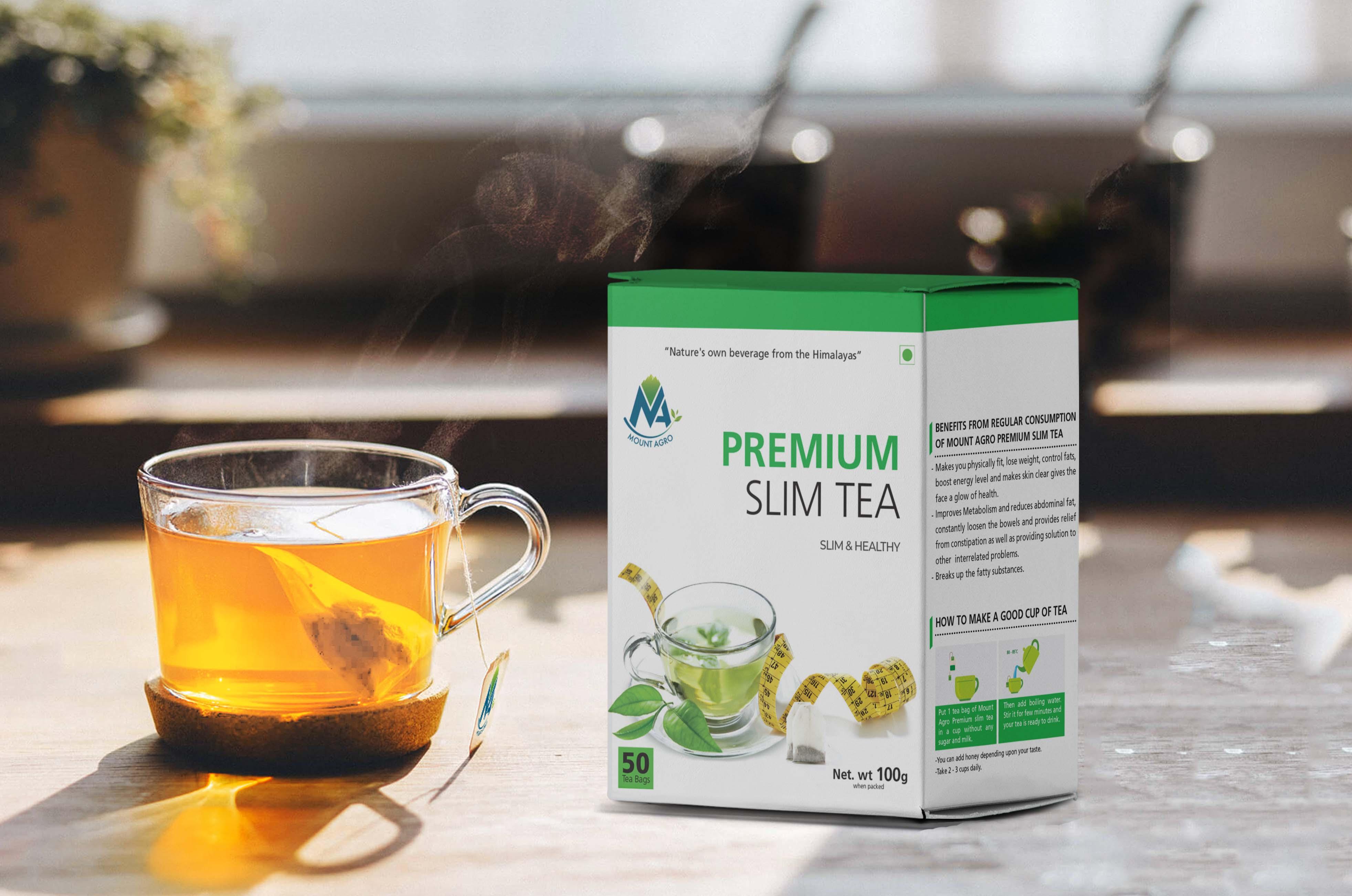 Premium Slim Tea